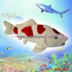 plush fish toys