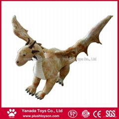 50cm Realistic Stuffed Dinosaur Toys