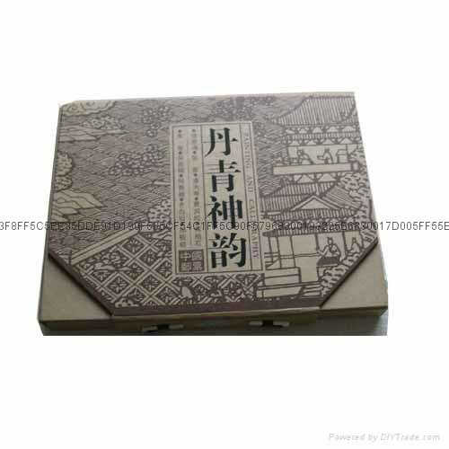 《丹青神韵》国画邮票珍藏册  2