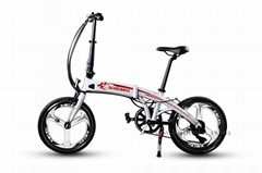 20 inch mini folding electric bike