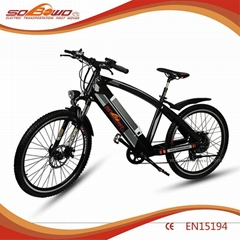 MTB 26*2.1 in frame battery mountain electric bike