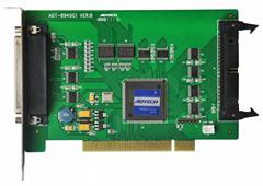 ADT-8940G1 高性能四軸伺服步進運動控制卡