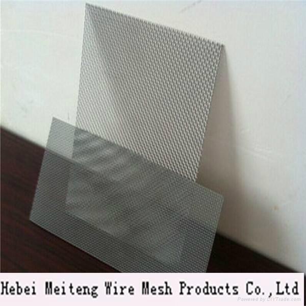Iron diamond mesh Expanded metals