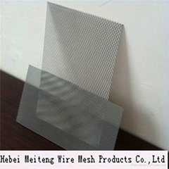 Iron diamond mesh Expanded metals