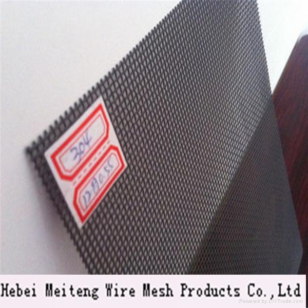 Iron diamond mesh Expanded metals 3