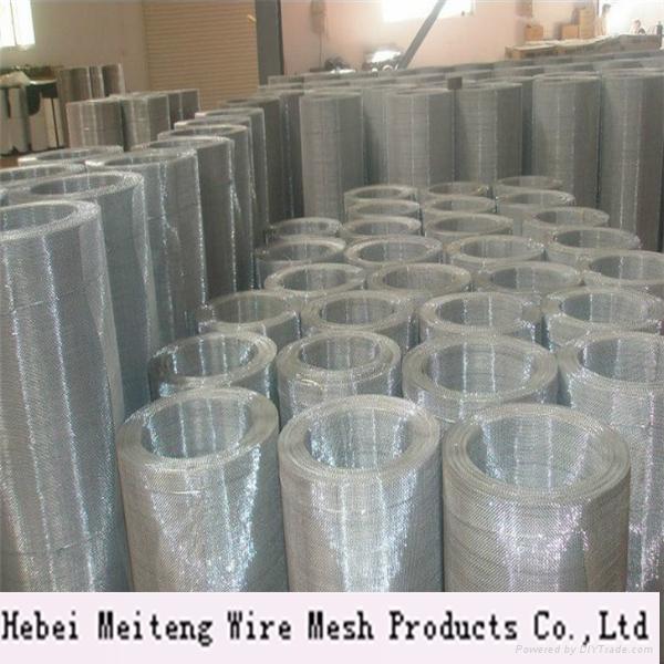Iron diamond mesh Expanded metals 5