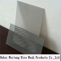 Diamond Perforated Metal Sheet Mesh