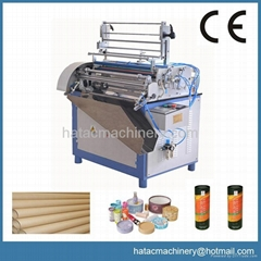 Paper Core Labeling Machine