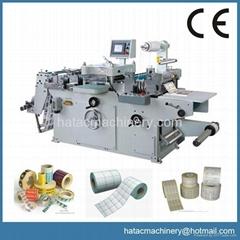 Adhesive Paper Die Cutting Machine