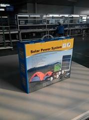 10W Solar Portable System