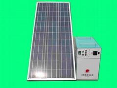 80W Solar Home System