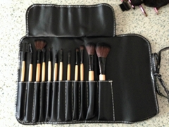 12 make up brush suit