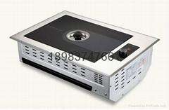新款EKL-1000D电烤炉全新升级  拿到3C认