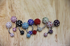 Wholesale Stainless Steel Navel Belly Ring Body Piercing Jewelry