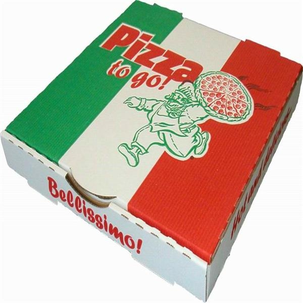 Cheap Lunch Box Food Packaging Pizza Box 4