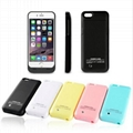 3200mAh For iPhone 5 External Portable Battery Charging Bank Power Case Cover