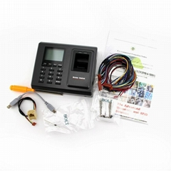 F2 Fingerprint access control with Black&White display