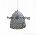Bell single pendant light