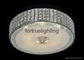 Luxury crystal ceiling lamp 1