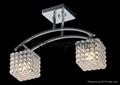 Popular crystal ceiling lighting 1