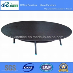Wooden Oval Table for Co