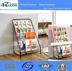 Hot Sale Modern Metal Magazine Display Rack