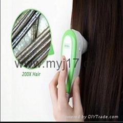 最新500萬電腦型高清智能毛髮檢測儀