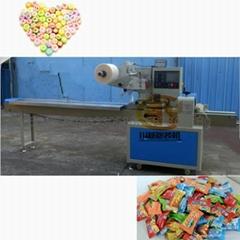 川越枕式食品糖果包裝機