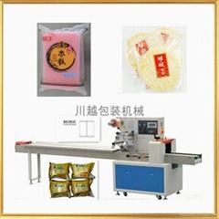 川越蛋黄派法式小面包自动食品包装机械