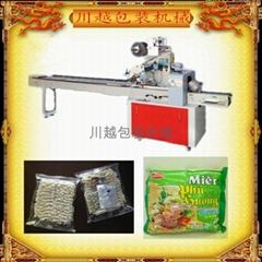 川越方便面食品包装机