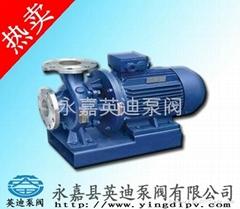 英迪泵閥——ISWH單級臥式管道化工泵