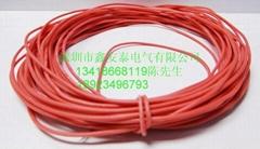 厂家直销UL3239硅胶线3239 20#  20/0.18
