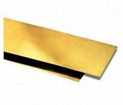 雕刻無鉛環保H59黃銅板