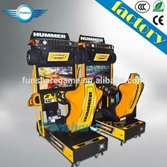 2015 New Products Arcade Machine Racing Car Game Machine