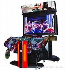 Video Game Machine Game