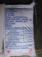 sodium bicarbonate food garde