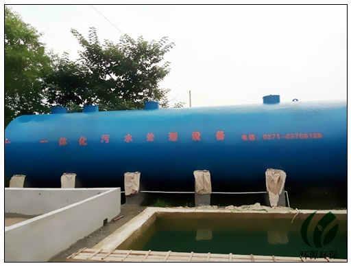 一体化新农村生活污水处理设备价格 4