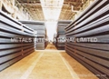API 5L B, X42,X46,X52,X56,X60,X70,X80-Hot Rolled Steel Plate for Line Pipe
