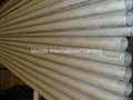 ASTM A268 TP444/TP446,ASTM A347, ASTM SB667 904L Super Austentic Stainless Tube