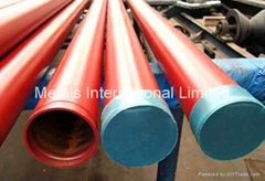 AS1074,AS1163,AS2419.1,AS4792,AS135  Shouldered pipe,Roll Grooved Hydrant Pipe