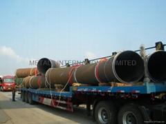 ASME B16.49,API 5L PSL 2,ISO 15590-1 Induction Bend/Hot Bend/Factory Bend