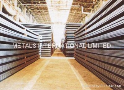Pressure Vessel Steel Sheet