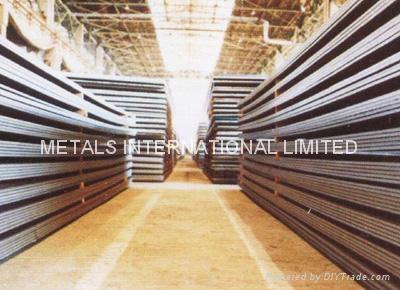 Pressure Vessel Steel Sheet