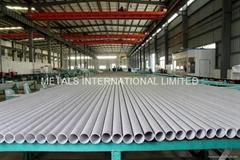 ASTM A213,ASTM A268,ASTM A312,ASTM A789,EN10216-5-Seamless Stainless Steel Tube