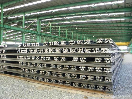 UIC 860-O UIC54/UIC60 Steel Rail,Gantry Crane Rail  8