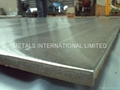 304L STAINLESS+ASTM A516 GR.70 ALLOY STEEL CLAD PLATE