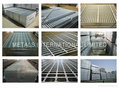 Steel Grating-ANSI/NAAMM(MBG531-88),BS 4592,AS1657