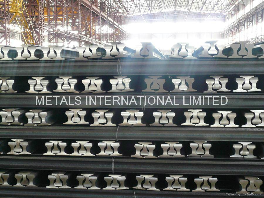 UIC 860-O UIC54/UIC60 Steel Rail,Gantry Crane Rail  2