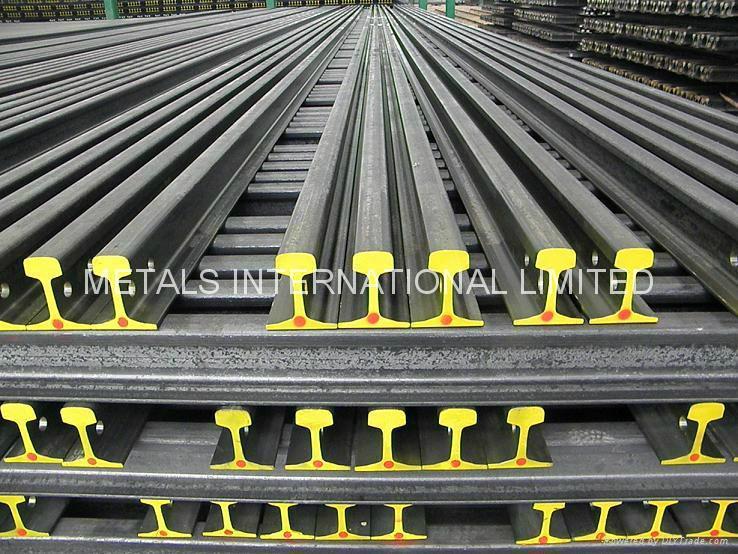 UIC 860-O UIC54/UIC60 Steel Rail,Gantry Crane Rail  1