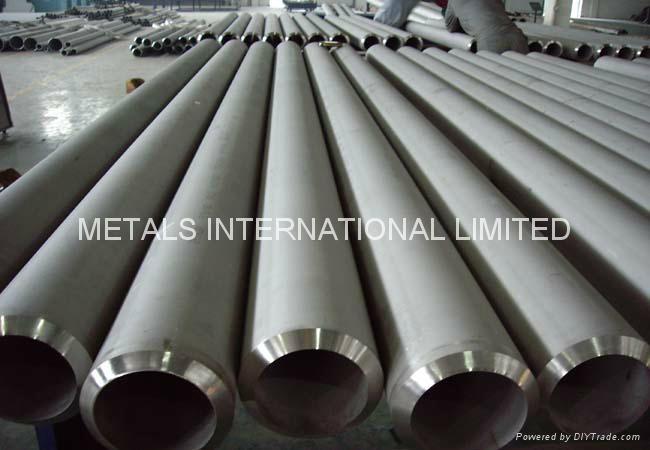 EN 10216-2 1.4471 DUPLEX STAINLESS STEEL TUBE